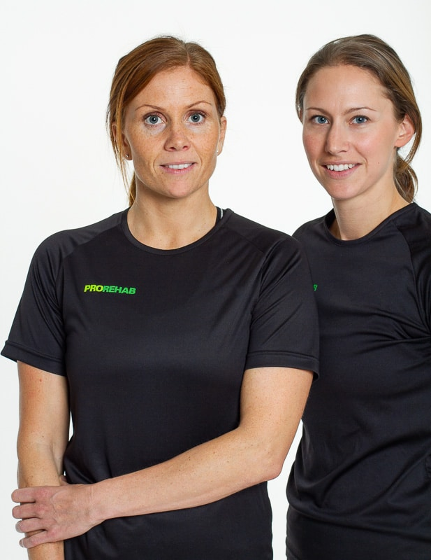 Anne och Sofie, ProRehab