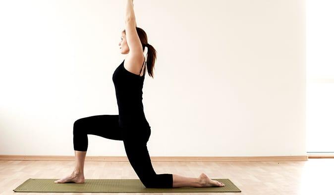 Höftböjare (stretchövningar)